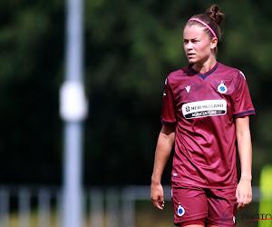Zulte Waregem attire une joueuse du Club de Bruges
