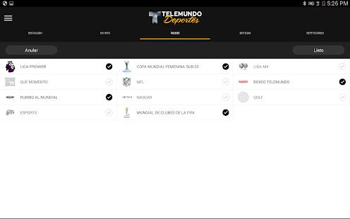 Telemundo Deportes 10