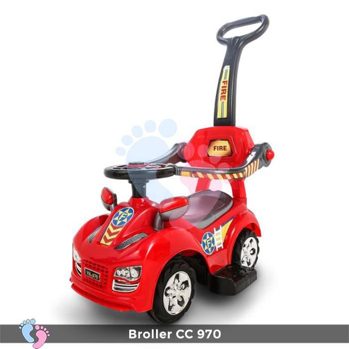 Xe chòi chân Broller CC YH-970 5