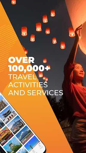 Screenshot for Klook: Travel Activities, Day Trips & Sightseeing in Hong Kong Play Store