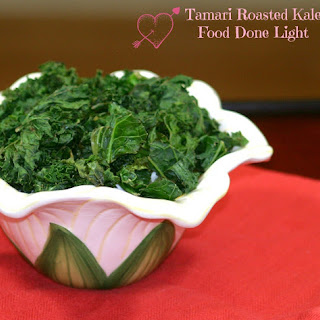 Tamari Roasted Kale