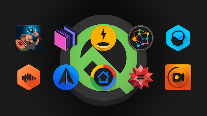 Supreme Icon Pack Screenshot Image