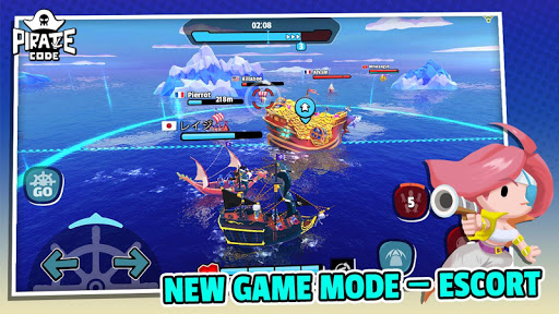 Pirate Code - PVP Battles at Sea  screenshots 2