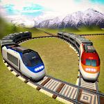Cargo Train Simulator Free App icon