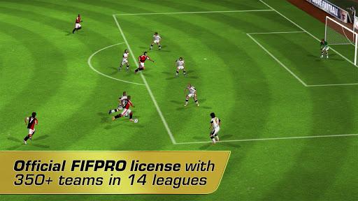 Real Football 2012 screenshot 1