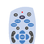 Remote for Sky UK - NOW FREE