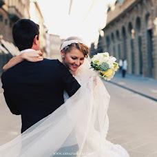 Wedding photographer Anna Psareva (cloudlet). Photo of 05.07.2013