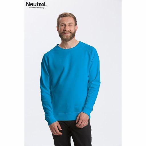Neutral Organic Unisex Sweatshirt Grey