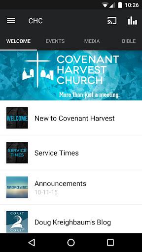 玩生活App Covenant Harvest Church免費 APP試玩