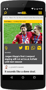 SportsJOE- screenshot thumbnail