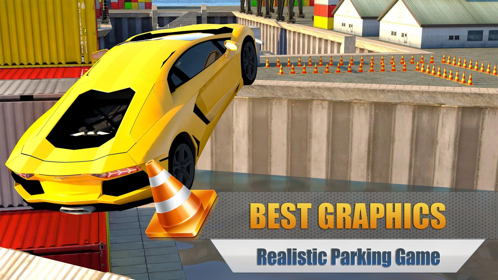Car Parking Driving Simulator- screenshot