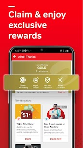 Airtel Thanks App – Download Airtel Apk For Android 5