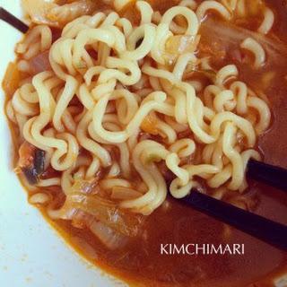 Kimchi Butter Ramen