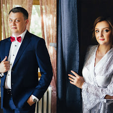 Wedding photographer Denis Neklyudov (densvet). Photo of 24.10.2017