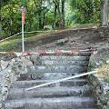 obnovljene stepenice