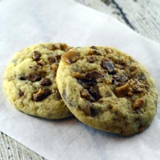 Heath Cookies