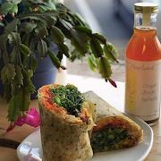 Hummus & Veggie Wrap