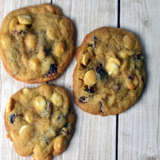 White Chocolate Cranberry Cookies That Will Tickle Your Tastebuds