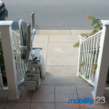 Photo: Outdoor Stair Lift | NJ