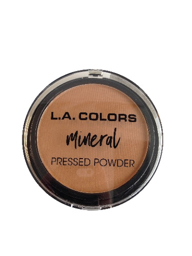 Compacto La Colors Mineral Toffee