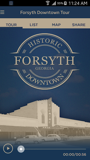 Historic Downtown Forsyth GA
