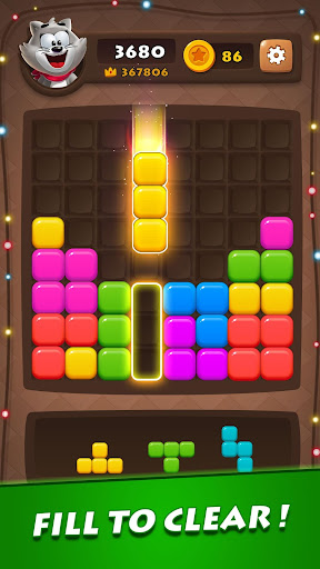 Puzzle Master - Sweet Block Puzzle 1.4.3 screenshots 6