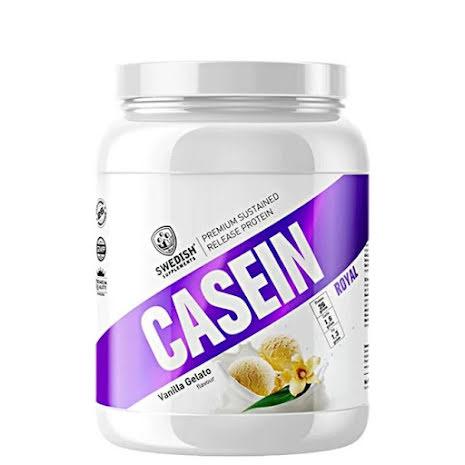 Swedish Supplements Casein 900g - Salty Caramel