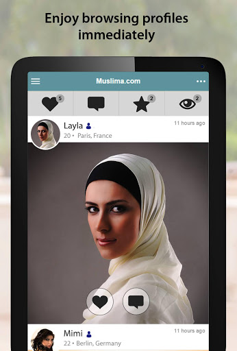 Muslima - Muslim Matrimonials App 3.1.7.2496 screenshots 6