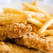 Chicken Strips 'N' Chips
