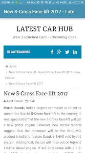 Latest Car Hub - náhled