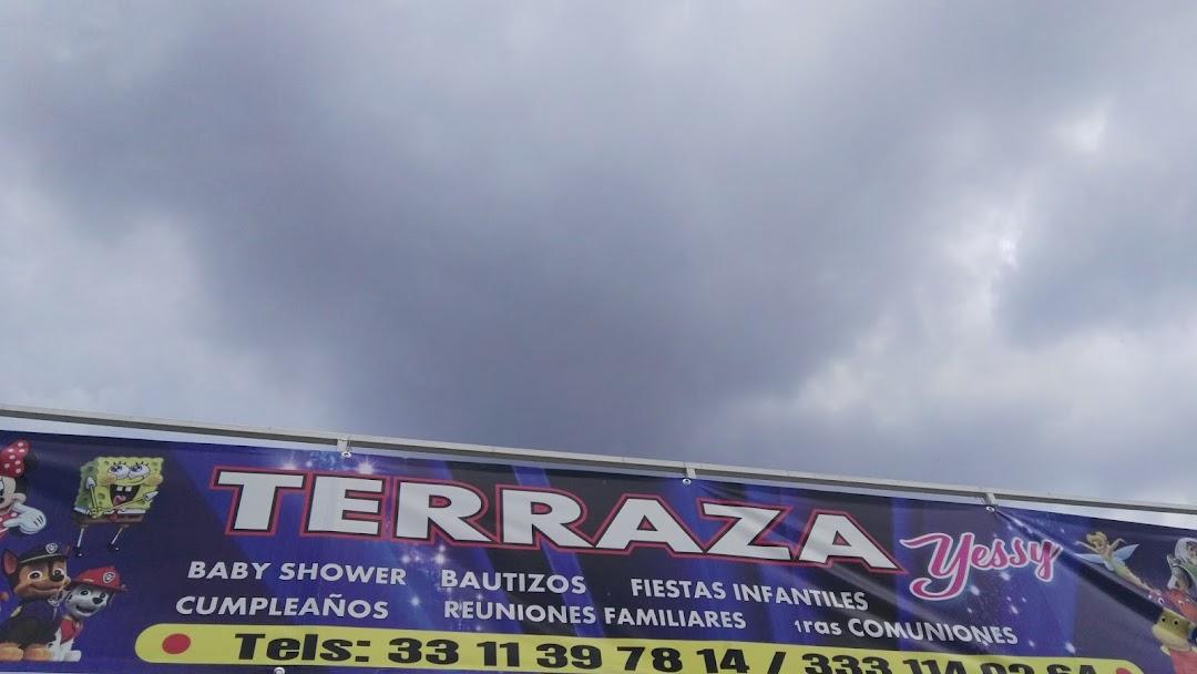 Terraza Jessi Salón Para Eventos En Guadalajara