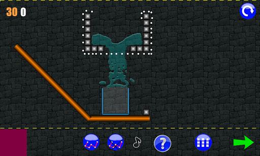 Physics Puzzles: Fill Water Bucket Free 1.0.25 screenshots 3