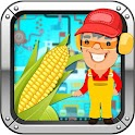 Popping Popcorn Maker Factory icon