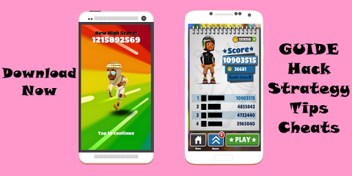 Strategy guide Subway surfers