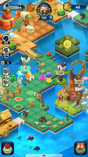 Mahjong Magic Fantasy : Tile Connect 0.200927 screenshots 8
