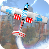 Airplane Training 3D : A Flight Simulator Game