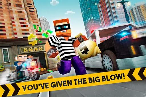 ud83dude94 Robber Race Escape ud83dude94 Police Car Gangster Chase moddedcrack screenshots 2