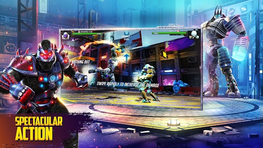 World Robot Boxing 2 Mod Apk (Unlimited Stamina) 2