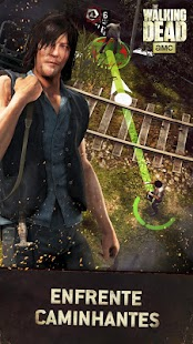 The Walking Dead No Man's Land screenshot