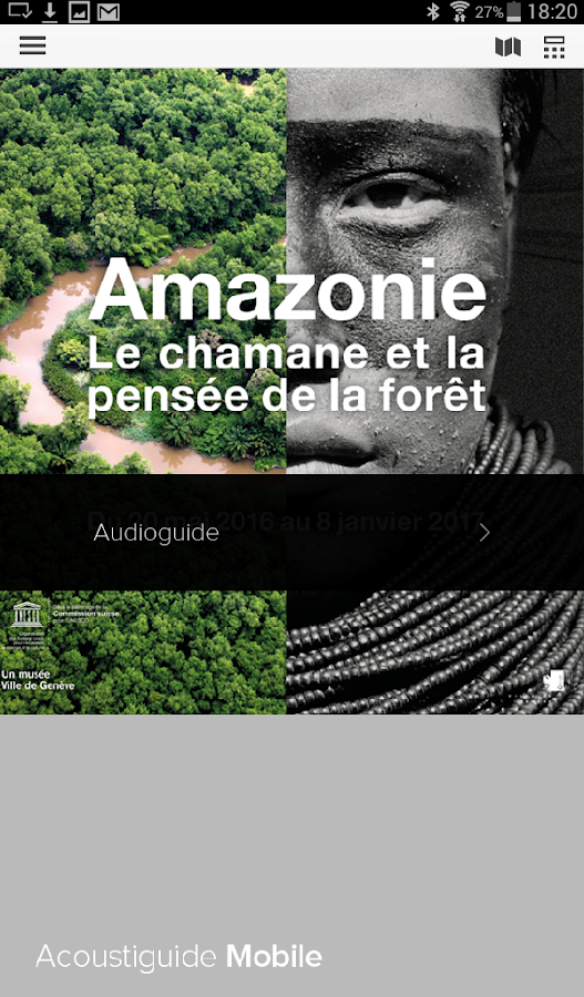 Amazonie- screenshot