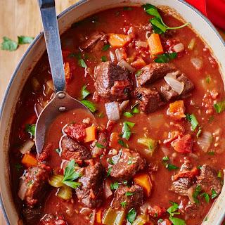 Simplest Cinnamon Lamb Stew.
