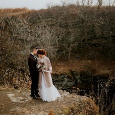 Wedding photographer Yana Kolesnikova (janakolesnikova). Photo of 01.11.2017