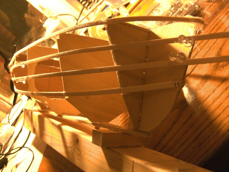 A Box Keel Boat