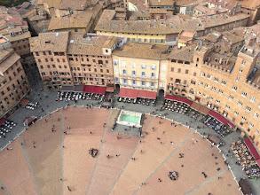 Photo: Il Campo below