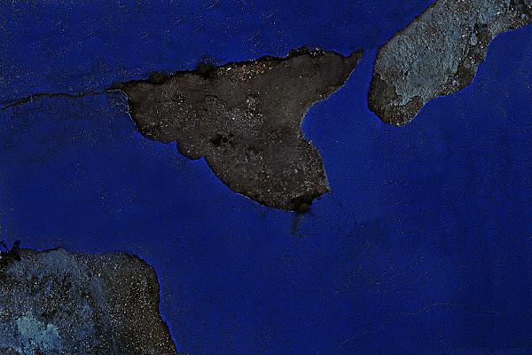 notturno siciliano dal satellite di mousix