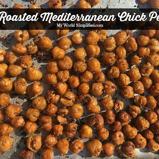 Roasted Mediterranean Chick Pea'S Recipe