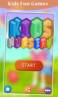 Kids Nursery : Preschool game screenshot 1