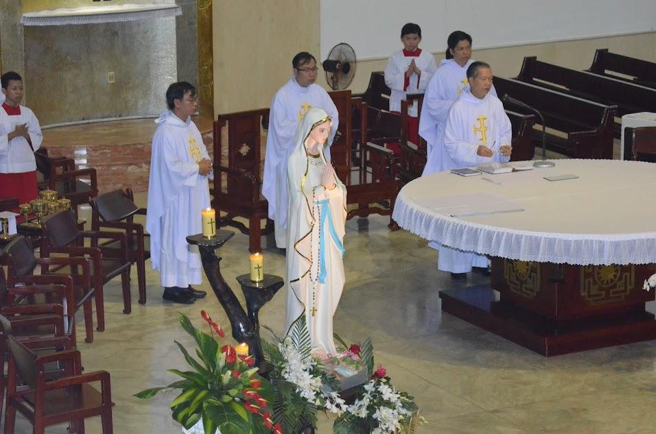 Thánh lễ cầu nguyện cho các bệnh nhân 2017