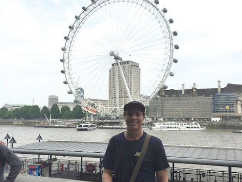 Ryan seizes cricket opportunity in UK