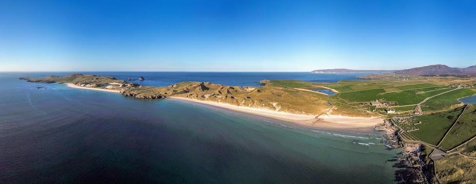 Balnakiel Bay, Szkocja, North Coast 500